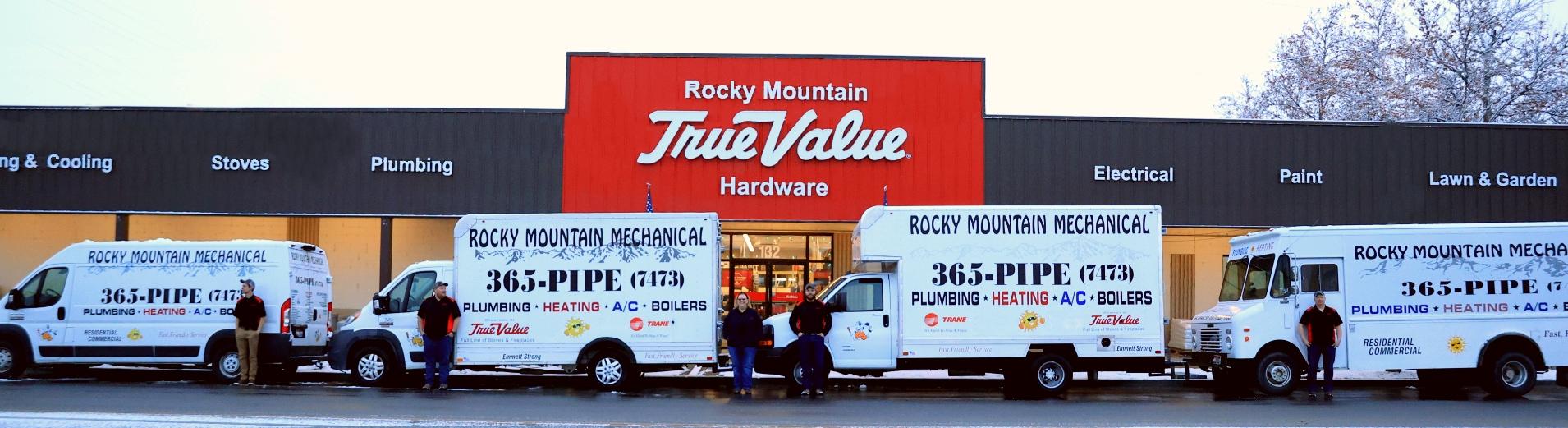 Rocky Mountain Team.